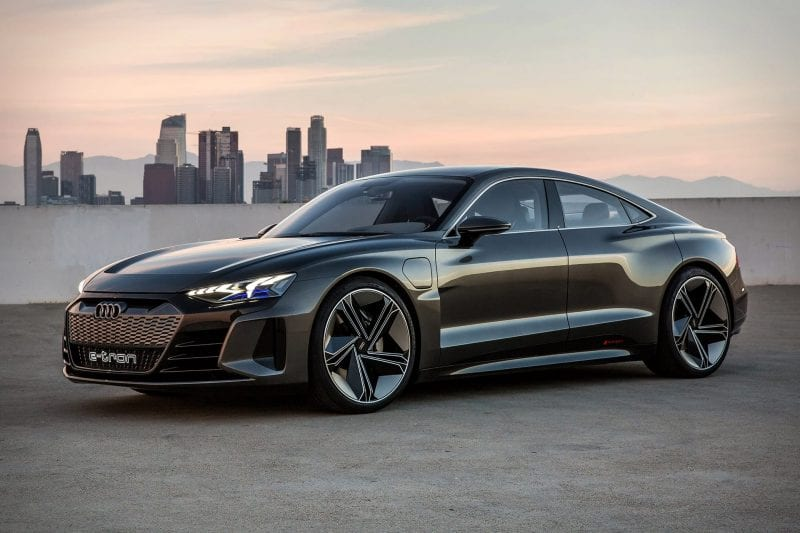 Audi E Tron Gt Concept Is An All Electric Marvel Opulent Club